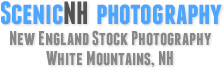 ScenicNH Photography - New Hampshire White Mountains Landscape Photography