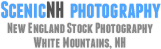 SceniNH.com Photography - White Mountains NH Stock Photography