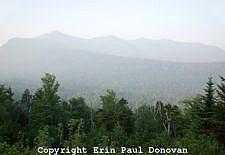 Quebec, Canada Wildfires - New Hampshire USA