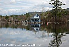 Paradise Point Nature Center - Hebron, New Hampshire