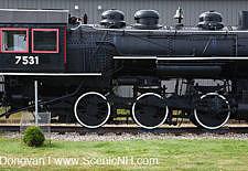 Baldwin Steam Locomotive, Gorham
