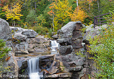 Screw Auger Falls - Grafton Notch State Park, Maine