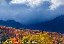 Pinkham Notch Autumn- New Hampshire