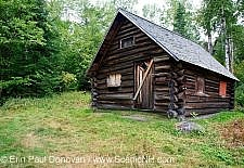 Fabyan Guard Station - White Mountains, New Hampshire USA