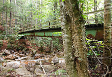 Pemi Wilderness - Steel Bridge Update