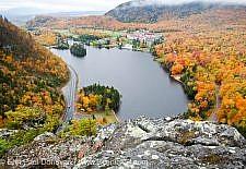 Dixville Notch, New Hampshire - Autumn