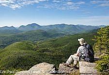 Zealand Notch - White Mountains, New Hampshire USA - Stock Photo