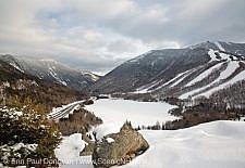 Franconia Notch State Park - White Mountains, NH USA
