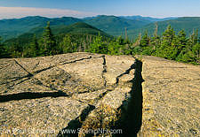 Davis Path - White Mountains, NH Stock Photo