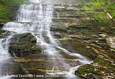 Beaver Brook Cascades - Kinsman Notch White Mountains, NH