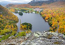 Dixville Notch State Park - Dixville, New Hampshire Stock Photos