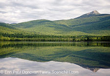 Mount Chocorua from Chocorua Lake in Tamworth, New Hampshire USA during the summer months by www.scenicnh.com