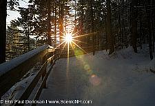 Franconia Notch State Park - White Mountains, NH