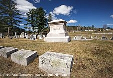 J.E. Henry Burial Site - Glenwood Cemetery, Littleton, NH