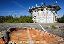 Lyndonville Air Force Station Vermont - Cold War Radar Base
