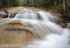 Walker Cascades - Franconia Notch State Park, New Hampshire
