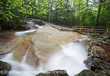 Pemigewasset River - Franconia Notch State Park, New Hampshire USA