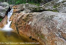 Mt Field Brook Cascades - Bethlehem, New Hampshire