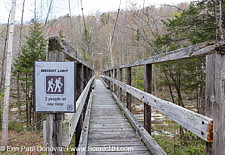 Pemigewasset Wilderness Bridge Removal