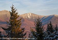 Mount Pemigewasset - Franconia Notch State Park, New Hampshire USA