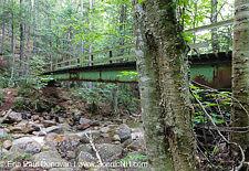 Black Brook Footbridge - Pemigewasset Wilderness