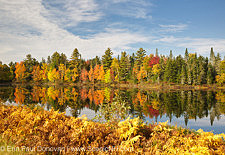 October - White Mountains of New Hampshire