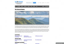 Hiking Resources White Mountains Photography