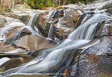 Step Falls Nature Preserve, Maine