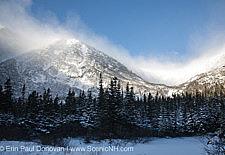 Winter, White Mountains