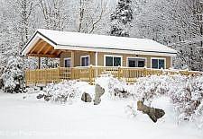 December Scenes, White Mountains