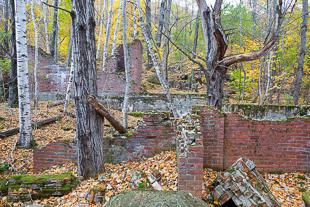 Abandoned New Hampshire White Mountains images
