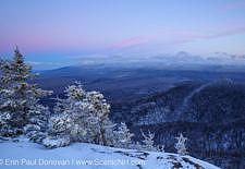 January Scenes, New Hampshire