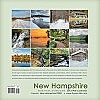 Back cover of the 2016 New Hampshire Scenic Wall Calendar Front Cover by ScenicNH Photography | Erin Paul Donovan