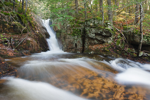View White Mountains waterfalls images