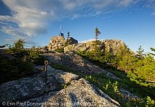 Middle Sister Fire Tower - Albany, New Hampshire USA