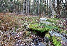 Mt. Cilley Settlement ( Peeling ) - Woodstock, New Hampshire USA