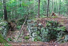 The John Hart Home Site - Sandwich Notch Road, New Hampshire