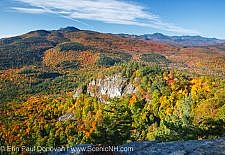 Boulder Loop Trail - Mount Chocorua, New Hampshire