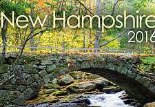 2016 New Hampshire Wall Calendar