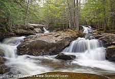 Jackman Falls - North Woodstock, New Hampshire