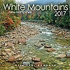 Front cover - 2017 White Mountains New Hampshire Wall Calendar
