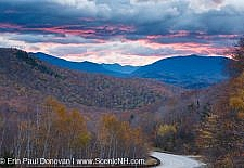Kinsman Notch - White Mountains, New Hampshire USA