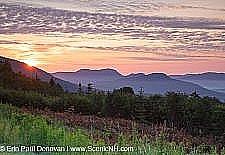 C.L. Graham Wangan Grounds Scenic Overlook - Kancamagus Highway, New Hampshire
