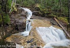 Shell Cascade - Waterville Valley, New Hampshire