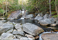 Harvard Brook - Lincoln, New Hampshire