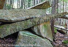 Bemis Granite Quarry - Harts Location, New Hampshire