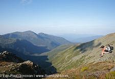 Appalachian Trail - Great Gulf Wilderness, New Hampshire USA