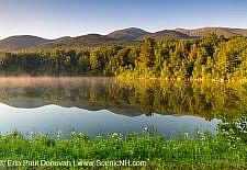 Durand Lake - Randolph, New Hampshire USA