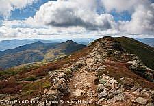 Franconia Ridge Trail - White Mountains, New Hampshire USA