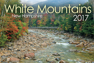 Order a 2017 White Mountains, NH Calendar